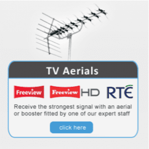 TV Aerial Servicing Belfast