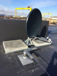 Satellite Installs Newtownabbey
