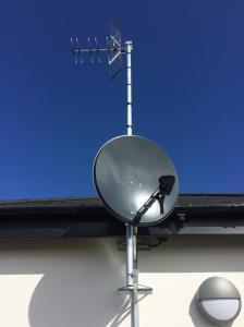aerials-satellites